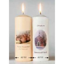 Kaarsen met eigen ontwerp