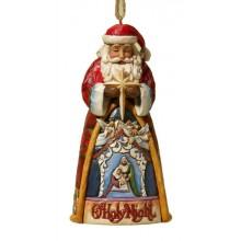 Kerstman Heilige Nacht