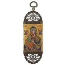 Geweven Religieuze Iconen K05-09