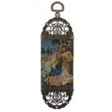 Geweven Religieuze Iconen K05-33